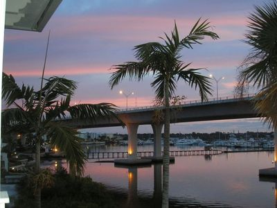 Photo for Beautiful Waterfront Condo with Boat Dockage in Stuart Florida