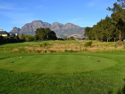 Photo for Pearl Valley Golf Estate, Suite 504 - Golf Safari SA