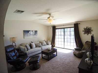 Photo for Beautiful Palm Springs Condo In The Popular Mesquite Country Club