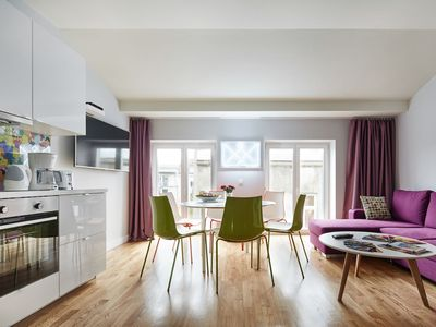 Photo for Two bedroom Apartment perfect for 4 people