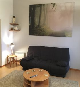 Photo for Beautiful apartment with a unique view of the lake of Gérardmer