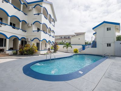 Photo for Beautiful designed, newly-renovated apartments with communal pool!
