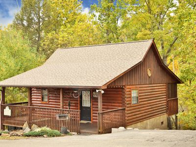 Photo for Charming Pet-Friendly Studio Pigeon Forge Resort Cabin Near Dollywood