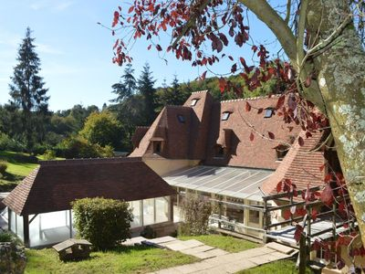 Photo for Bed and Breakfast in Normandy with 5 bedrooms. Near Honfleur