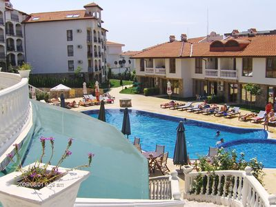 Photo for 5* UP-MARKET 1BED APARTMENT `TRIUMPH HOLIDAY VILLAGE` 61.29 SQ METERS, LOVELY