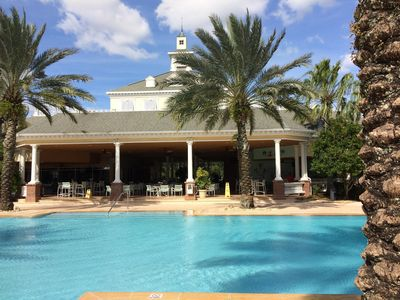 Photo for RELAX & ENJOY 3 BR Luxury Condo Near Disney & Universal! Handicap Friendly