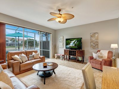Photo for Pristine, Lakeview Townhome In Prime Naples Location