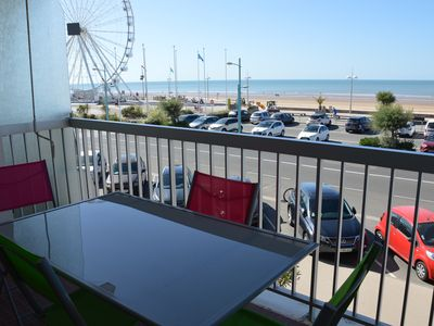 Photo for Majestic II 11 apartment, sea side, 2 bedrooms