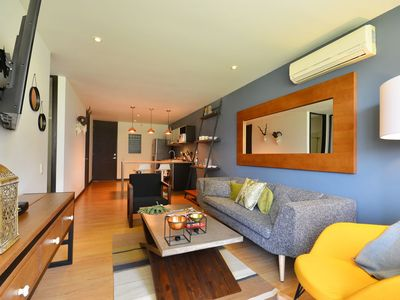 Photo for Modern and Elegant Apartment at a Great Location