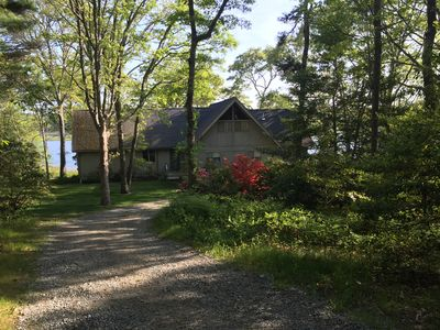Photo for 4B, Bourne Cove Waterfront Home With Private Dock