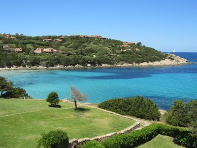Photo for 2BR Apartment Vacation Rental in Porto Cervo, Sardegna
