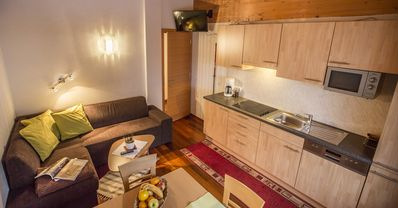 Photo for Comfort apartment for 4 people, 2 separate bedrooms
