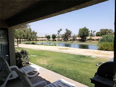 Photo for PC710 - Palm Desert Resort CC - Lovely Golf Course & Water View Setting!