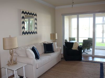 Photo for Brand New Construction, Fully Furnished 2 Bedroom, 2 Bathroom Plus Den Condo
