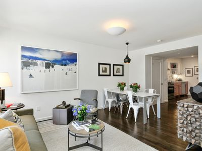 Photo for Airy Modern Flat In Handsome Victorian Close To Castro, Noe Valley