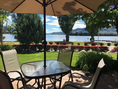 Photo for Townhome in Osoyoos,BC, Lakeside Resort