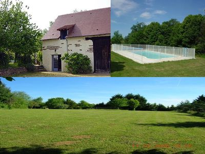 Photo for Pretty barn conversion - La Buse - Large Shared Pool