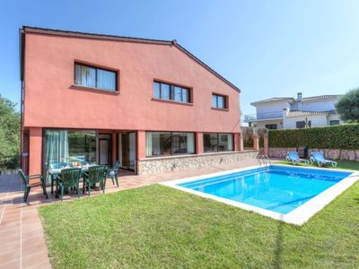 Photo for 4 bedroom Villa, sleeps 7 in S'Agaró with Pool and WiFi