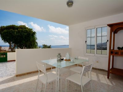 Photo for 1BR Apartment Vacation Rental in Punta Mujeres, Haria