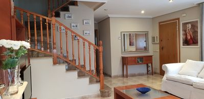 Photo for Nice bungalow in Benidorm 500 meters from the Levante beach. Corner of Loix
