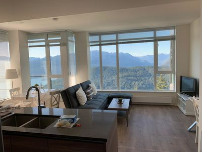 Photo for Brand New Mountain View Luxury 2 Bedroom 2 Bath Condo