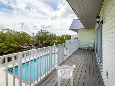 Photo for Tropical Shores 2,  2 Bedrooms, Heated Pool, Upper Floor