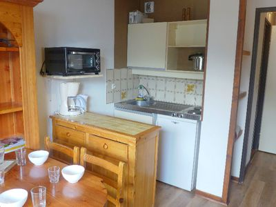 Photo for 1BR Apartment Vacation Rental in Bourg-Saint-Maurice