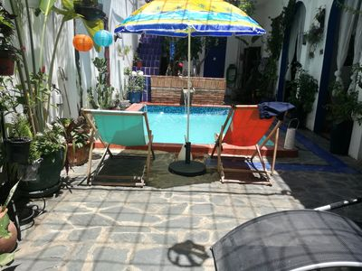 Photo for 2 rooms home pool rooftop zone coloniale