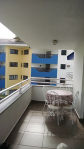 Photo for Apartment with 2 bedrooms, private pool, near the beach.