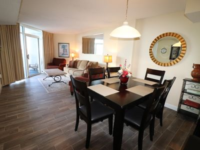 Photo for Very Deluxe Oceanfront Second FL 2BR/2BA Condo