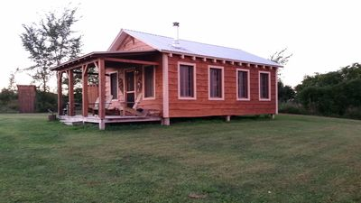 Photo for Post and Beam Cabin on the Hill
