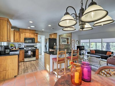 Photo for NEW! Family Home w/Patio & Large Yard in Sedona!
