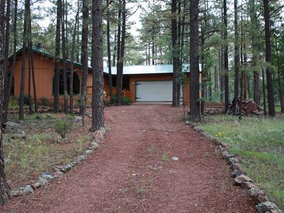 Photo for Newly Renovated Cabin in Pinetop