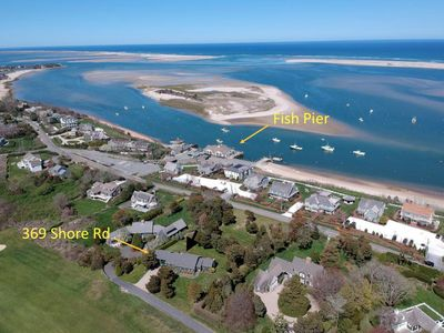 Photo for Best location in Chatham, walk to beach, town, fish pier and golf!: 369-C