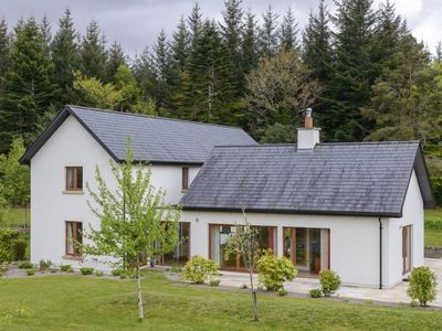 Photo for Large spacious modern home on Sheen Falls Lodge Estate Kenmare