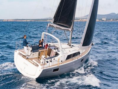 Photo for Yacht Oceanis 41.1 for your sailing holiday in... - Three Bedroom Boat, Sleeps 6