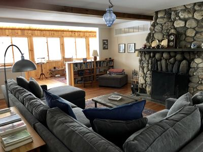 A Vermont Gem on the Shore of Silver Lake