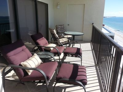 Photo for 11th Floor Beachfront Condo With Amazing Views!