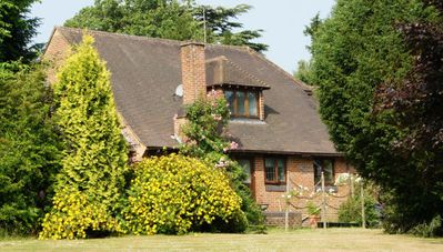 Photo for Flat near Dorking, Surrey, Private Self Catering, Self Contained Flat