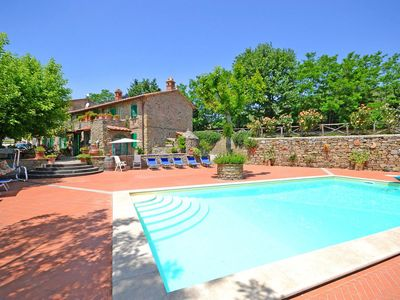 Photo for VILLA CELESTE - In Cortona (Sodo)
