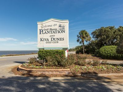 Photo for Summer Availability - Won't last long! Book now at Gulf Shores Plantation.