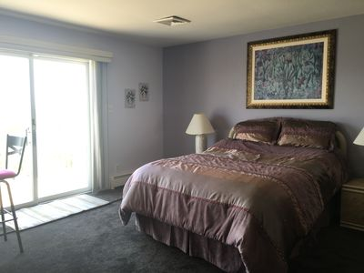 Photo for Ocean Front Condominium Brigantine NJ