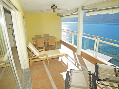 "Photo for This 3.5-room apartment (90m2) is located in the residence ""Acapulco"" in Port"
