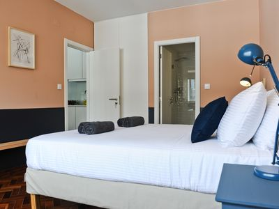Photo for 1 BDR apt in the center of Lisbon