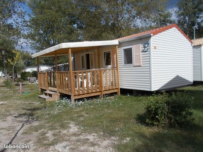 Photo for mobile home 2 bedrooms, sleeps 4/6