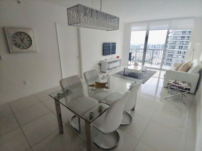 Photo for Modern1BR with the Best Views only 7 mins to Beach
