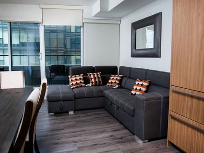 Photo for Luxurious Condo with 6 beds