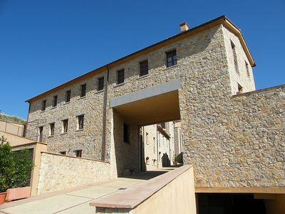 Photo for Apartment in Gaiole In Chianti with Internet, Pool, Parking, Washing machine (329442)