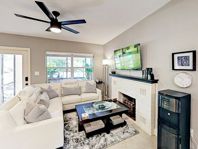 Photo for Renovated Chic Bungalow in Quiet Neighborhood, Near Beaches, Parks & Dining