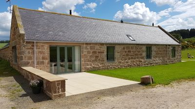 Photo for A beautiful 3 Bedroom accessible steading conversion  in rural Aberdeenshire